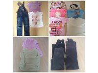 Girls clothes age 7-8 years
