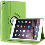 iPad Air 2 Case, 360 graden draaibare Hoes, Cover - Groen