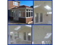 Light Weight Tile Effect Conservatory Roofs
