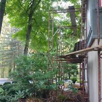 6' scaffold