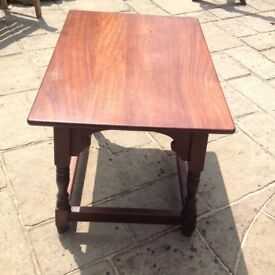 Occasional / Hall Dark Wood Table