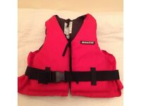 Childrens' life jackets. Excellent condition, children have outgrown them.