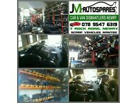 CHEAP USED CAR AND VAN SPARE PARTS
