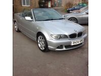 2004/04 bmw 320 ci se convertible with full service history
