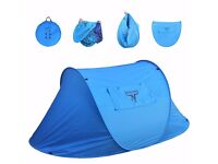 BRAND NEW Large 2 person instant pop-up tent