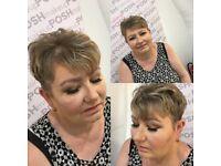 Training Makeup Artist.