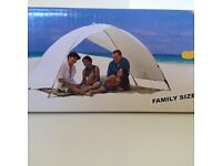 NEW Family Kids & Toddlers Solar Protection Tent SKINCOM SPF 60