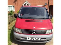 swap mercedes vito van what have you got or open to offer