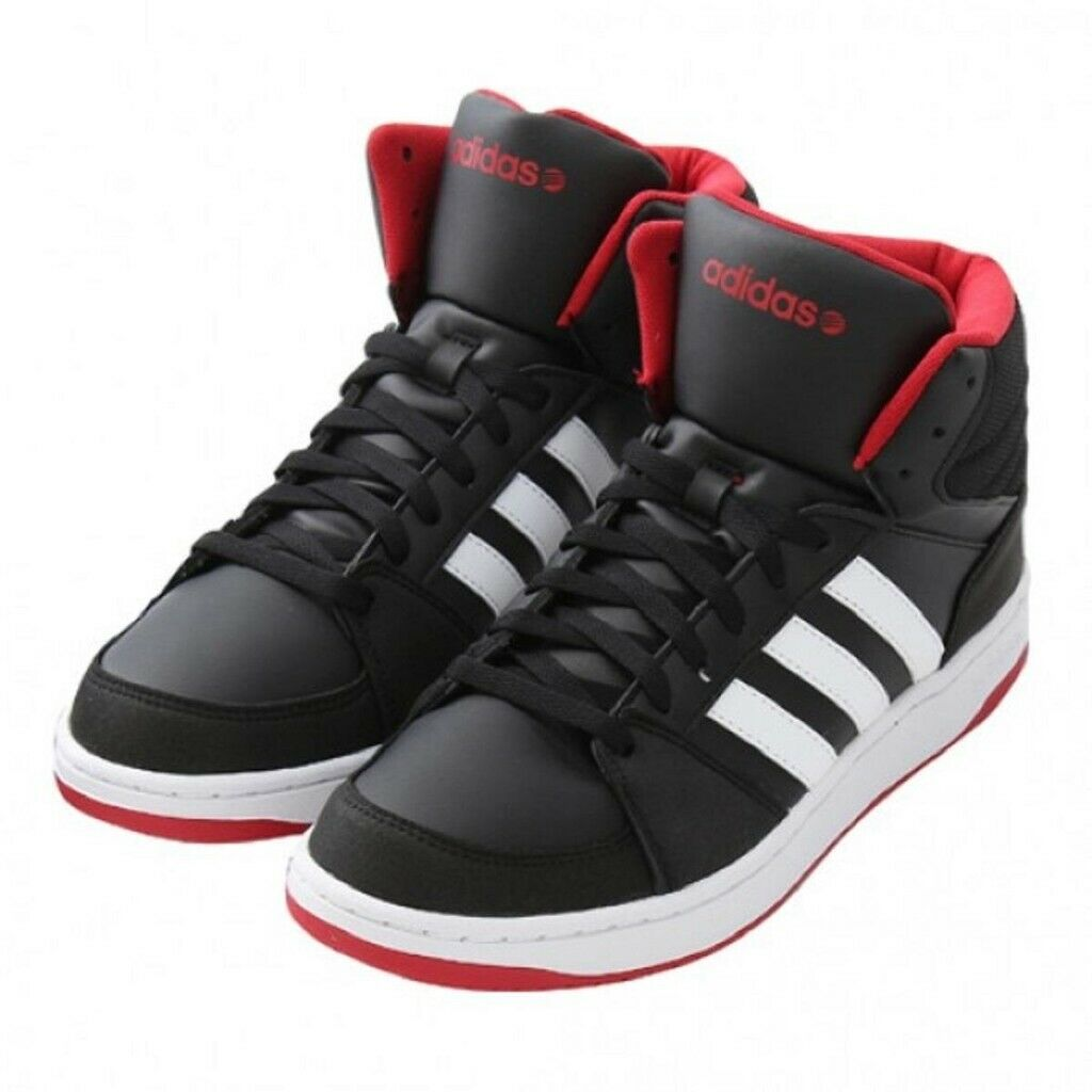 e89b798060 ADIDAS ORIGINALS NEO VL HOOPS MID MENS TRAINERS   BRAND NEW  . Ludlow ...