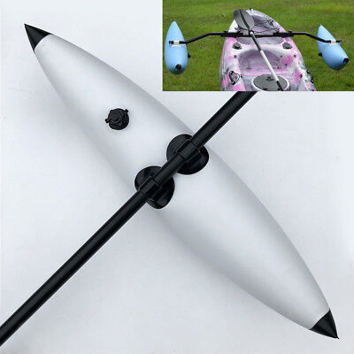 - Inflatable Outrigger Stabilizer Water Float for Kayak Canoe Boat Fishing
