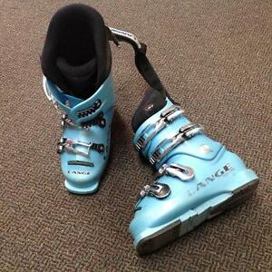 Lange 4-buckle Downhill Ski Boots (sku: Z14664)