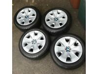 BMW wheels & tyres 16""