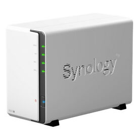 Synology Diskstation 212J NAS