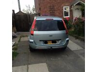 ford fushion 1.4 looking to part ex or swap for a fiesta or focus
