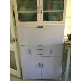 Hygena kitchen cabinet - 1950's