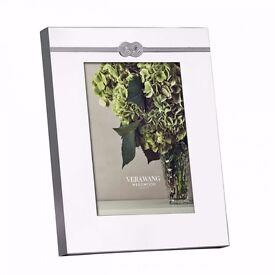 Vera Wang Wedgewood Infinity photo frame