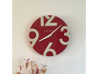 thos kent wall clock