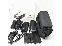 DJI Mavic Air FlyMore Combo 4K Camera Drone - Plus Extras Car Charger & **NEW** ND Filters