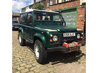 Landrover defender 90 2.5 turbo diesel