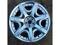Bentley Mulliner Split Rim Alloy vw audi t4 t5