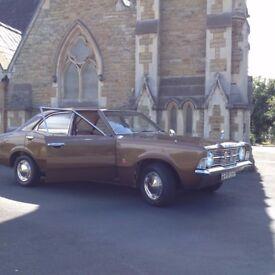 ford cortina 1.6 auto