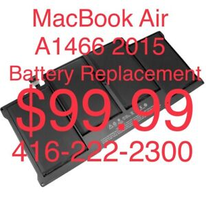 Apple MacBook Air A1466 Battery Replacement