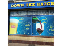 Off Licence Shop - Business For Sale