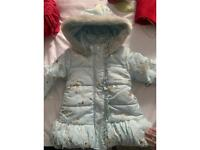Girls baby clothes (from non-animal / smoking house)