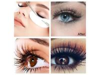 Eyelash Extensions 2D. 3D. Individual