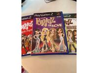 Bratz PS2 games