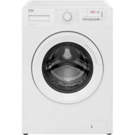 New Graded Beko WTG841B1W 8kg washing machine with 12 months warranty.