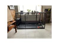 Large dog cage 125cm x50cm