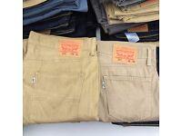 Levi's Mens Jeans for Wholesale