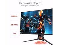 ASUS ROG SWIFT PG258Q 24.5'' Full HD Gaming Monitor