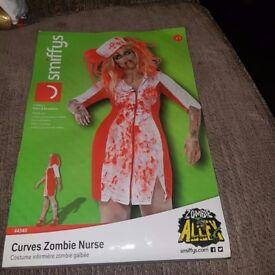 Pluse size costume