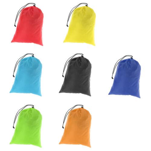 Travel Camping Waterproof Drawstring Storage Bag Stuff Bag f