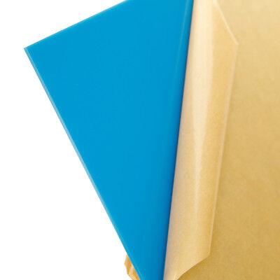 18 3mm Sky Blue 12x12 Acrylic Plexiglass Baby Light Blue Sheet New Azm