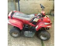 Apache quad kids 50cc no offers and plz read before messaging me