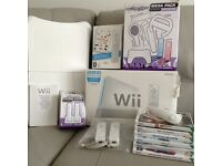 Nintendo wii items