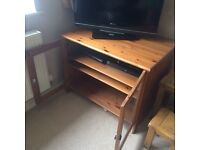 PINE Tv CABINET from IKEA