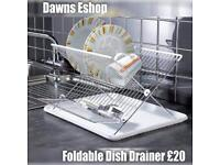 Foldable Dish Drainer