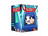 Family Guy - Complete box set, Seasons 1-11 [DVD]