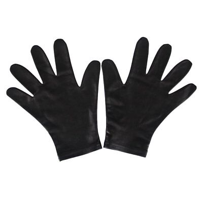 Hetalia Axis Powers Cosplay Costume Accessory Pair of Black Gloves 1st Version](Power Couple Costumes)