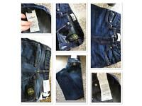 Genuine Stone Island Junior Jeans in excellent condition