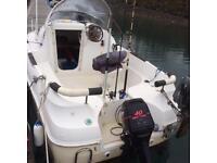 Boat Quicksilver 510