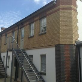 Long term B1 office, workshop, studio units to rent in Victorian mews London SW14