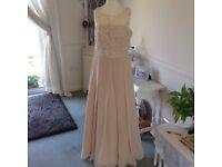 2 beautiful bridesmaid dresses