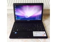 Windows 7 Laptop PC & Charger