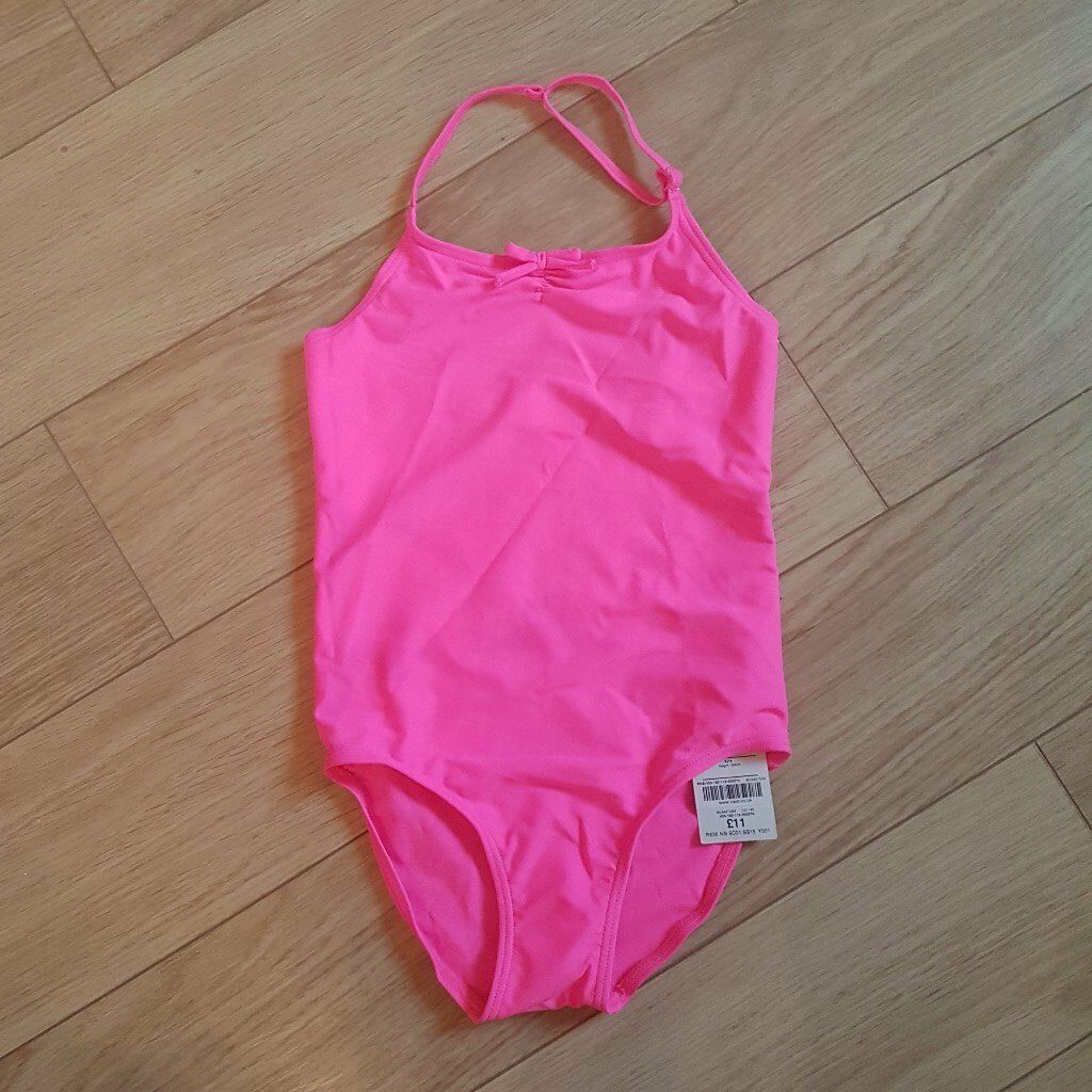 New Girls Swimming Costume From Next Aged 9 Years In Caerphilly