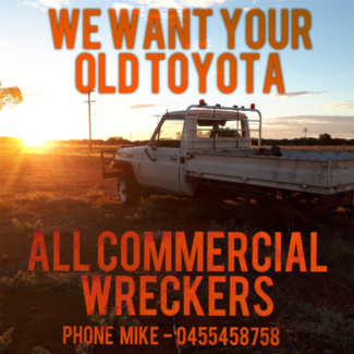 We Buy Good Utes, Vans & 4WDs - All Commercial Wreckers Maddington Gosnells Area Preview